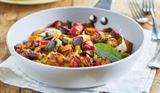 グリル野菜ミックス(ズッキーニ、ナス、パプリカ、玉ネギ)