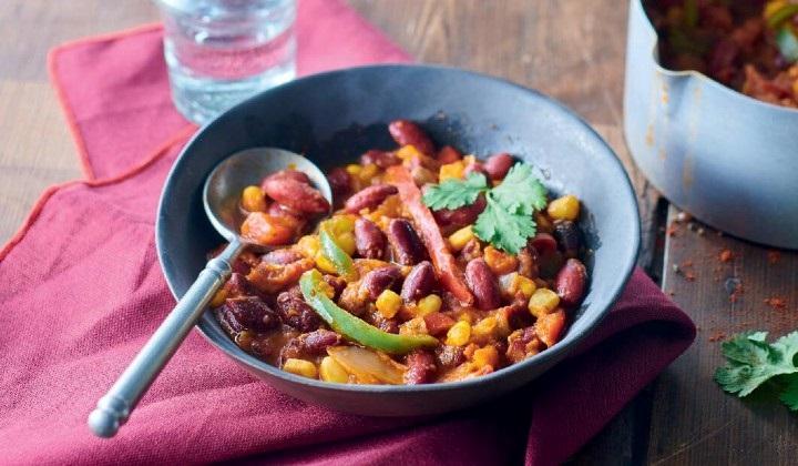 味付きメキシカン野菜ミックス