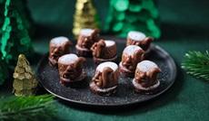 リスのミニャルディーズ(チョコレートとヘーゼルナッツ)