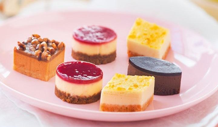 ミニチーズケーキ アソート