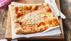 レンジで!4種類のチーズピッツァ