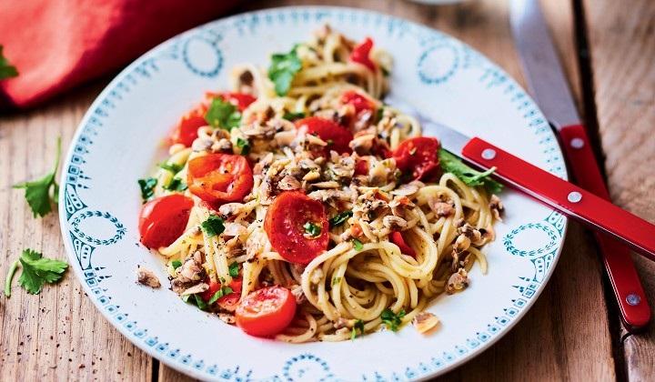 スパゲッティ ボンゴレ