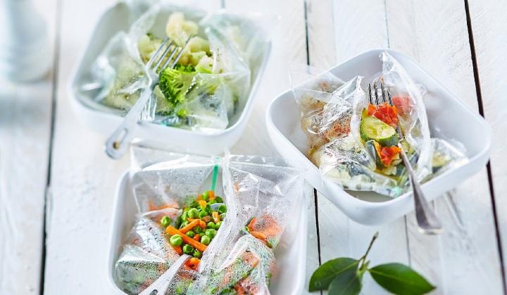 BIO 3種類の温野菜ミックス