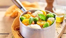 温野菜ミックス(4種類のカラフル野菜)