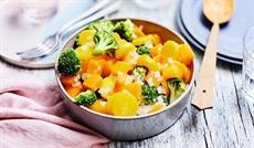 温野菜ミックス(ガーデンサラダ)