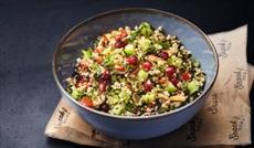 タブレ(クスクスとみじん切りの野菜のサラダ)