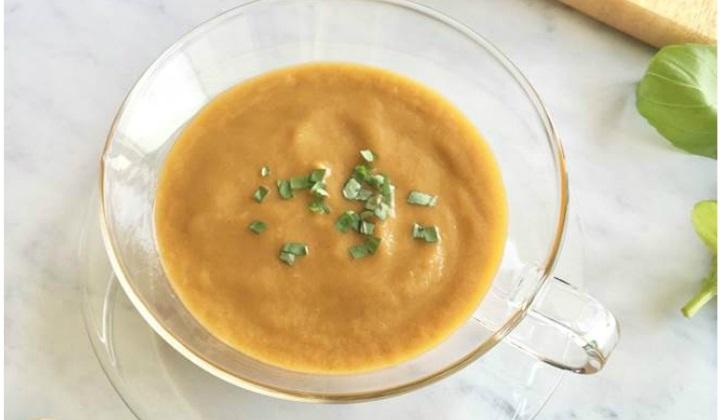 南仏野菜の冷製スープ